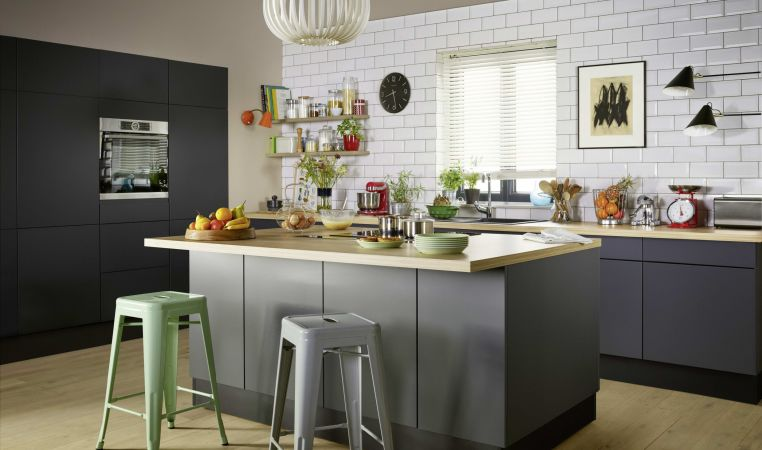 meubles mod les de cuisine cuisines lapeyre. Black Bedroom Furniture Sets. Home Design Ideas