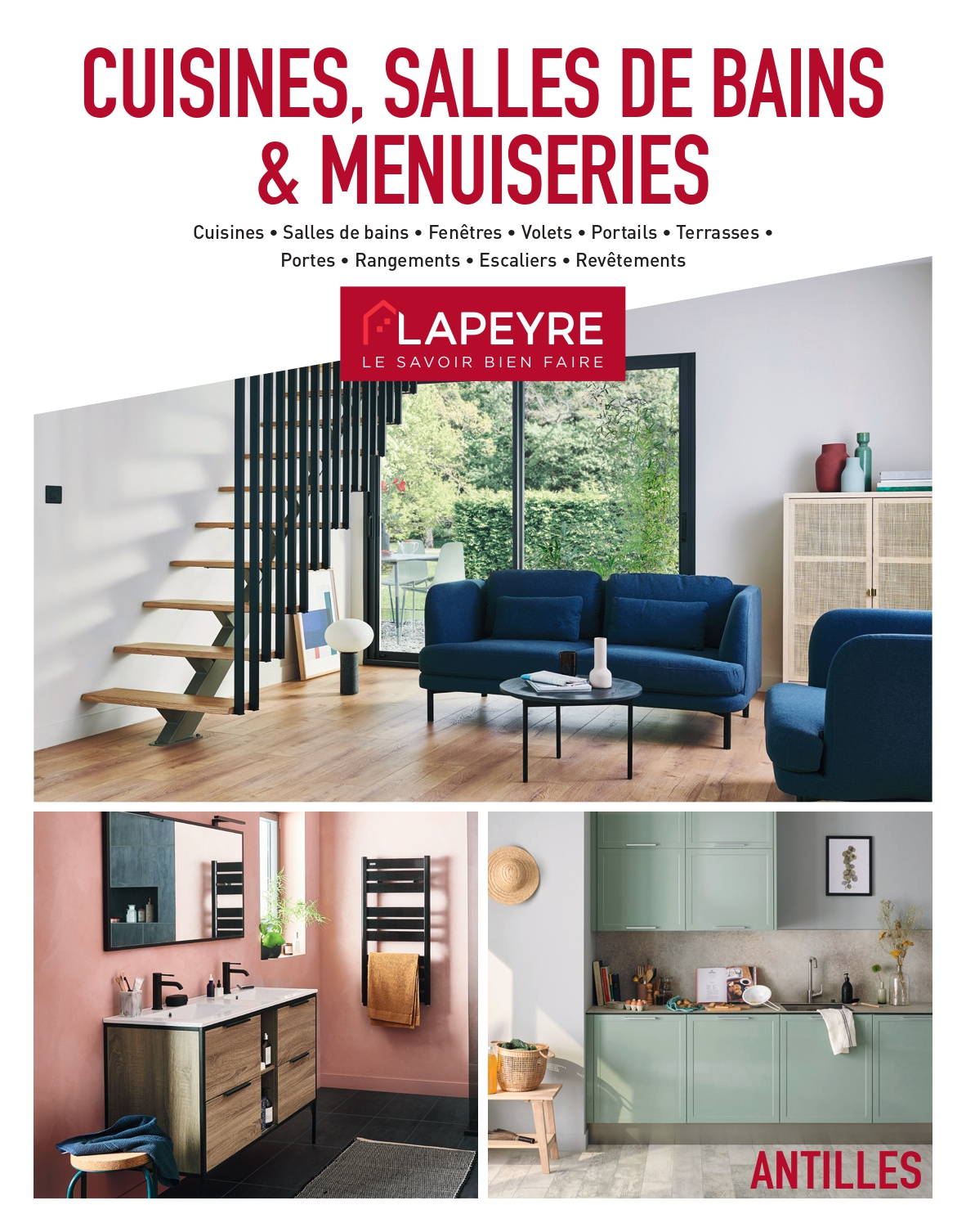 Catalogue Cuisines Lapeyre Guadeloupe